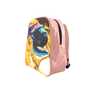 Pastel N School Bag - TT-Shoes-N-ThingZ