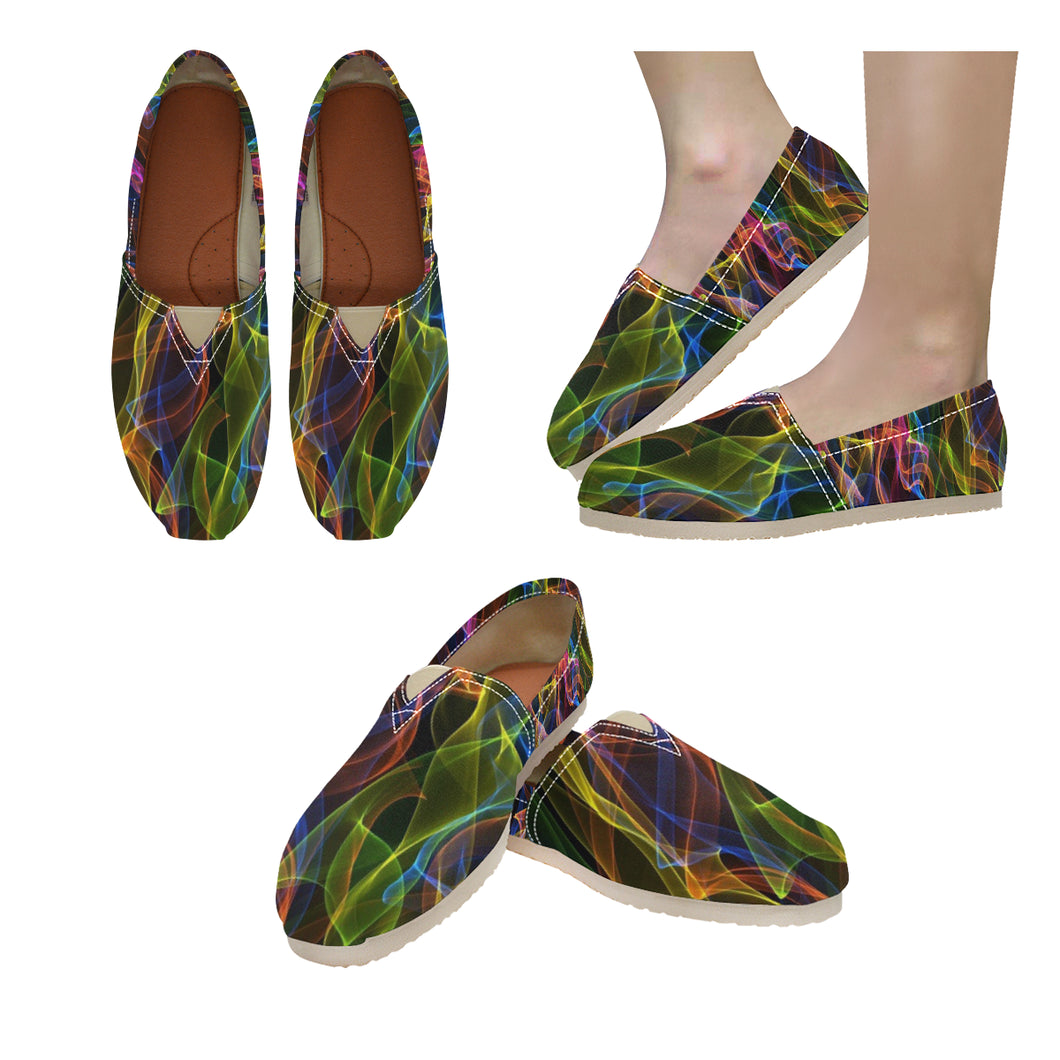 Banner - Unisex Slip On - TT-Shoes-N-ThingZ