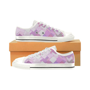 Pastel 98 Aquila Canvas Women's Shoes (Model 018) - TT-Shoes-N-ThingZ