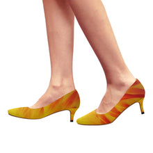 Load image into Gallery viewer, Animal-1 Women's Pointy Toe Low Kitten Heel Pumps - TT-Shoes-N-ThingZ