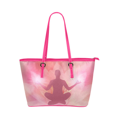 Lotus-Tote Bag - TT-Shoes-N-ThingZ