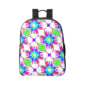 Abstract  Unisex Adult  School Bag - TT-Shoes-N-ThingZ