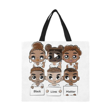 Load image into Gallery viewer, BLM 2- Canvas Tote Bag(Large) - TT-Shoes-N-ThingZ