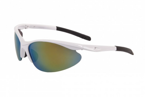 CADEL - WHITE & ORANGE - POLARISED