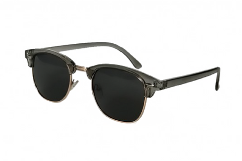 DON DRAPER - GREY RETRO SUNGLASSES