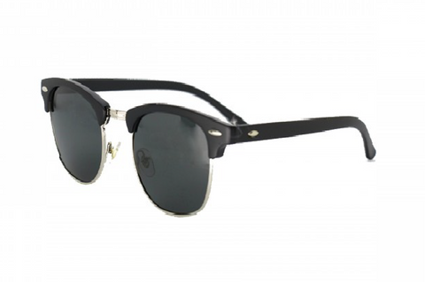 DON DRAPER - SILVER RETRO SUNGLASSES