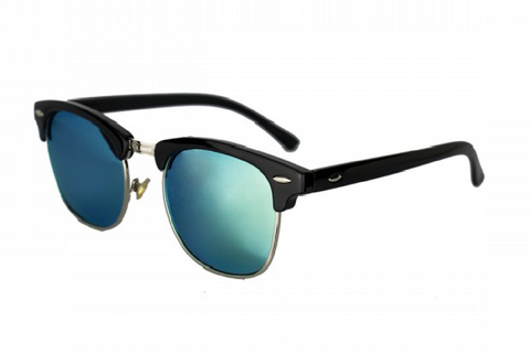 DON DRAPER RV - GREEN RETRO SUNGLASSES