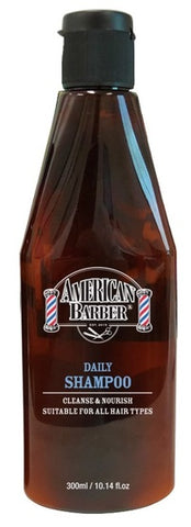 American Barber Daily Shampoo 300ml