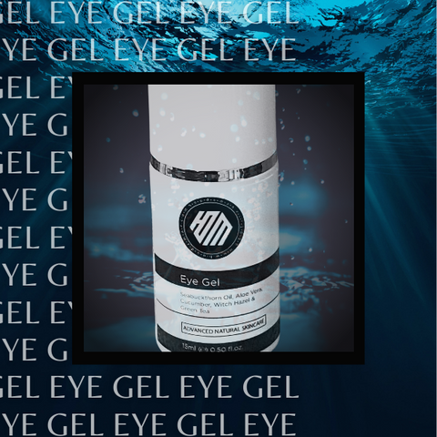 Hoo'DaMan Eye Gel