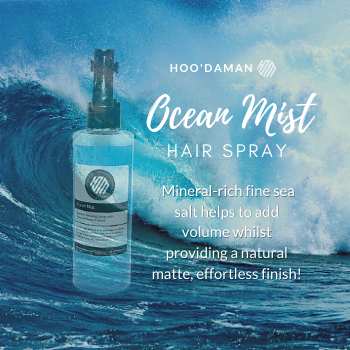 Hoo'DaMan Ocean Mist Hairspray 200ml