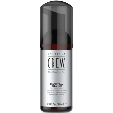 American Crew Beard Foam Cleanser - Leave In Beard Cleanser 70ml/2.3oz