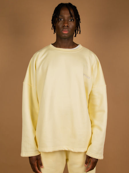 Earth Oversize Sweater Homme/Femme