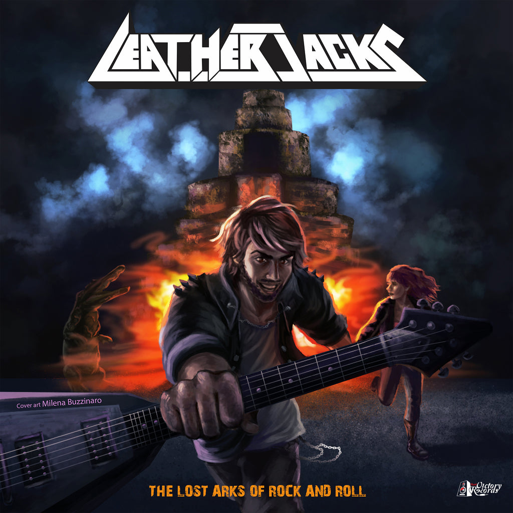 Leatherjacks - The Lost Arks Of Rock And Roll (Album Download)