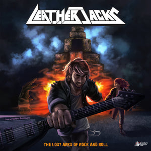 Leatherjacks - The Lost Arks Of Rock And Roll (Vinyle)