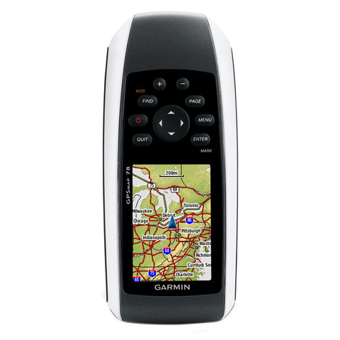 Garmin GPSMAP 78 Handheld GPS [010-00864-00] - Youth Outdoor Adventure