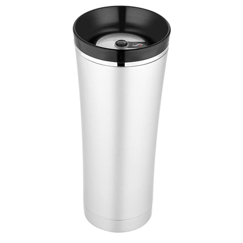 Thermos Sipp Vacuum Insulated Travel Tumbler - 16 oz. - Stainless Steel [NS105BK004] - Youth Outdoor Adventure