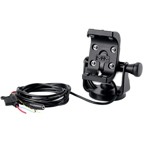 Garmin Marine Mount w/Power Cable & Screen Protectors f/Montana Series [010-11654-06] - Youth Outdoor Adventure