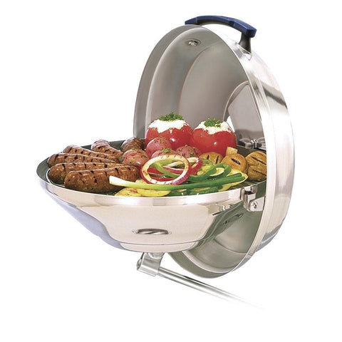 Magma Marine Kettle Charcoal Grill w/Hinged Lid [A10-104] - Youth Outdoor Adventure