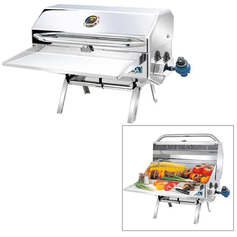 Magma Newport 2 Gourmet Series Gas Grill [A10-918-2] - Youth Outdoor Adventure