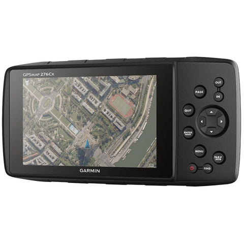 Garmin GPSMAP 276Cx All Terrain GPS Navigator [010-01607-00] - Youth Outdoor Adventure