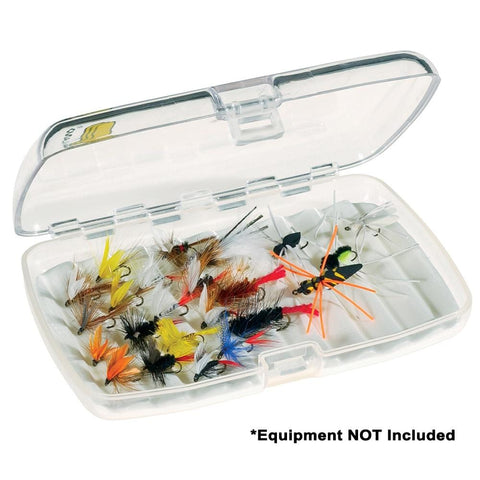 Plano Guide Series Fly Fishing Case Medium - Clear [358300] - Youth Outdoor Adventure