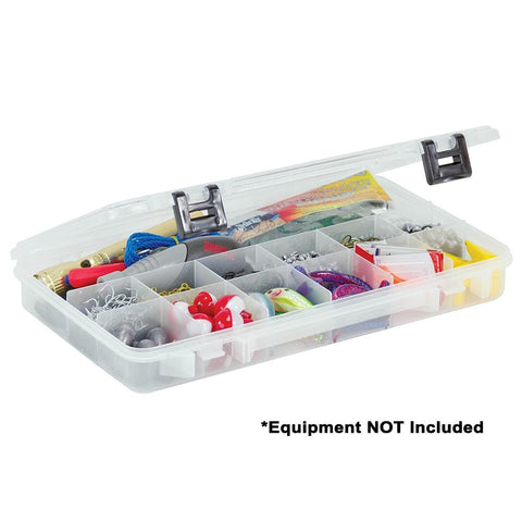 Plano ProLatch Thirteen-Compartment Stowaway 3700 - Clear [2371304] - Youth Outdoor Adventure