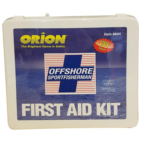 Orion Offshore Sportfisherman First Aid Kit [844] - Youth Outdoor Adventure