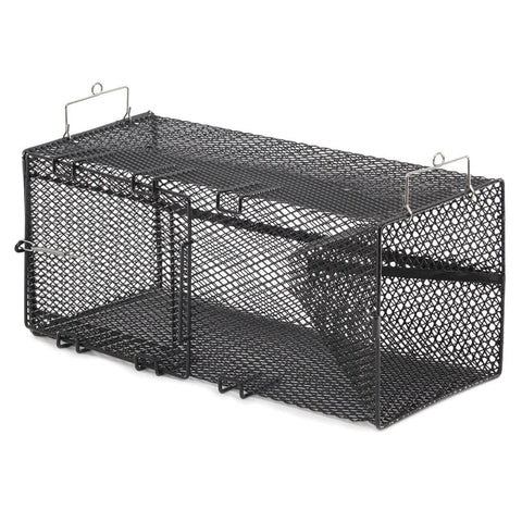 "Frabill Black Pinfish Rectangular Trap - 18"" x 12"" x 8"" [1264] - Youth Outdoor Adventure"