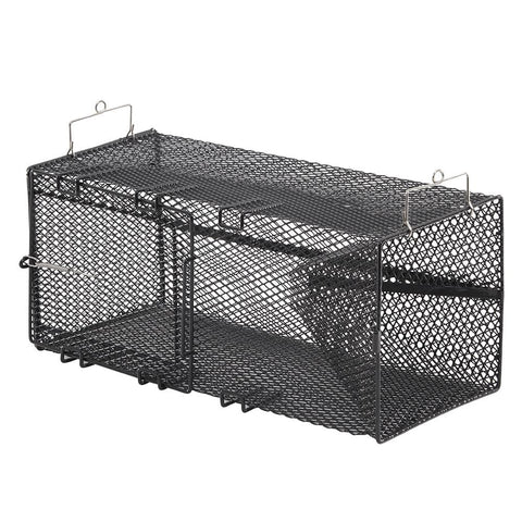 "Frabill Black Minnow Rectangular Trap - 18"" x 8"" x 8"" [1268] - Youth Outdoor Adventure"