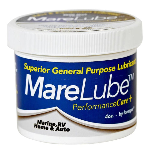 Forespar MareLube Valve General Purpose Lubricant - 4 oz. [770050] - Youth Outdoor Adventure