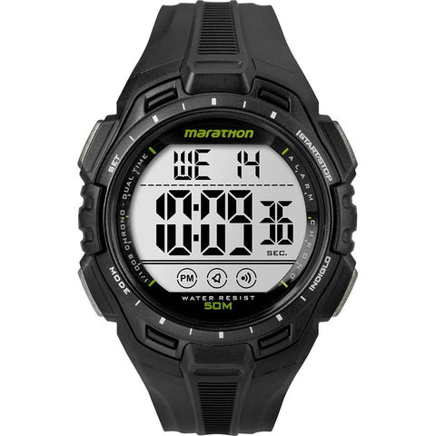 Timex Marathon Digital Full-Size Watch - Black [TW5K94800M6] - Youth Outdoor Adventure