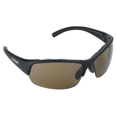Harken Waypoint Sunglasses - Matte Black Frame/Grey Lens [2089] - Youth Outdoor Adventure