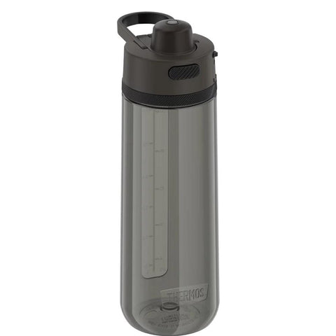 Thermos Guard Collection Hard Plastic Hydration Bottle w/Spout - 24oz - Espresso Black [TP4329SM6] - Youth Outdoor Adventure