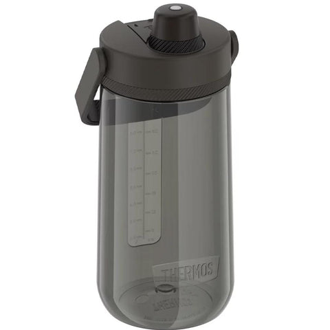 Thermos Guardian Collection Hard Plastic Hydration Bottle w/Spout - 40oz - Espresso Black [TP4349SM6] - Youth Outdoor Adventure