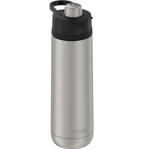 Thermos Guardian Collection Stainless Steel Hydration Bottle 18 Hours Cold - 18oz - Stainless Matte [TS4319MS4] - Youth Outdoor Adventure