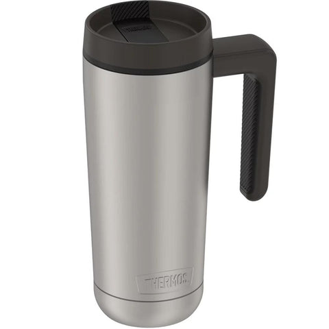 Thermos Guardian Collection Stainless Steel Mug 5 Hours Hot/14 Hours Cold - 18oz - Matte Steel [TS1309MS4] - Youth Outdoor Adventure