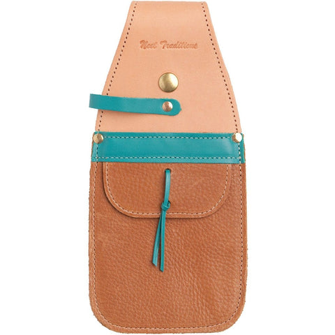 Neet T-pq-2 Pocket Quiver Turquoise Rh-lh