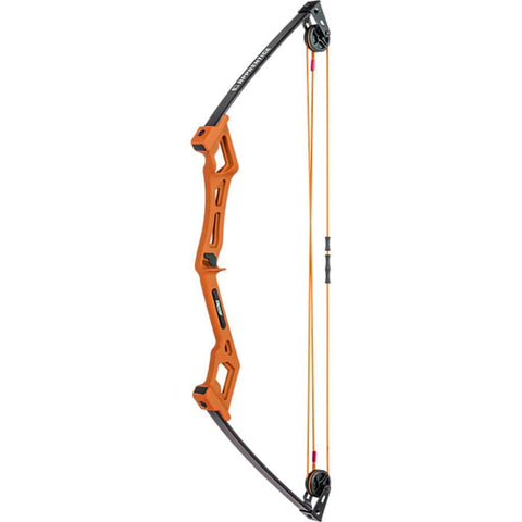 Bear Apprentice Bow Set Orange Rh