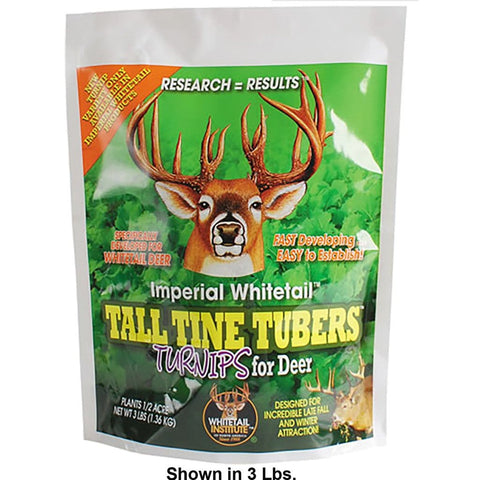 Whitetail Institute Tall Tine Tubers Seed 12 Lbs.