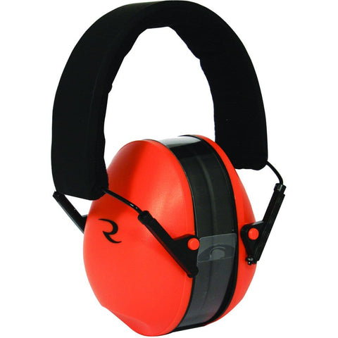 Radians Lowset Earmuff High Vis Orange