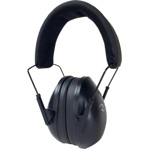 Radians Cse40bx Lowset Tactical Earmuff Black