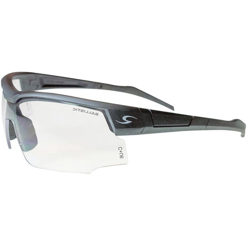 Radians Skybow Ballistic Rated Shooting Glasses Clear