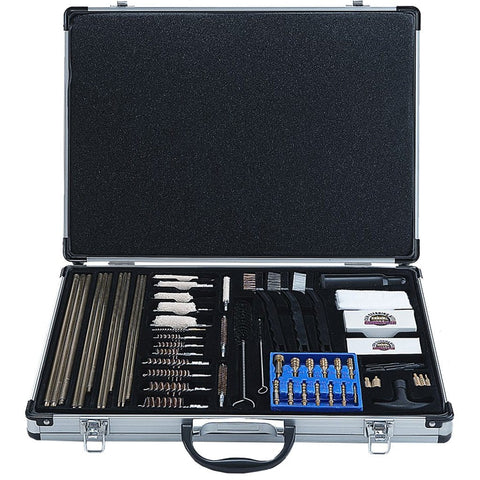 Gunmaster Super Deluxe Universal Cleaning Kit 61 Pc.