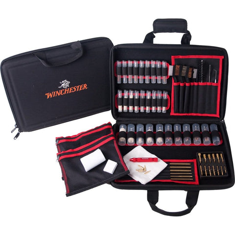 Winchester Soft Sided Super Deluxe Cleaning Kit 68 Pc.