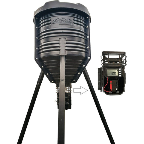 Strike Force Tripod Feeder Programmable