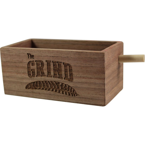 The Grind The Pusher Turkey Call Walnut