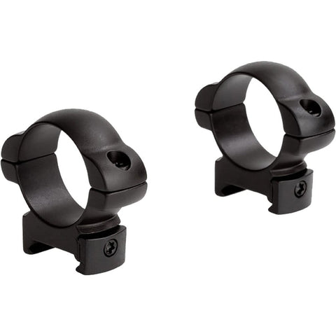 Sun Optics Steel Scope Rings 1 In. Medium Steel Sport Rings Hex Recoil Key