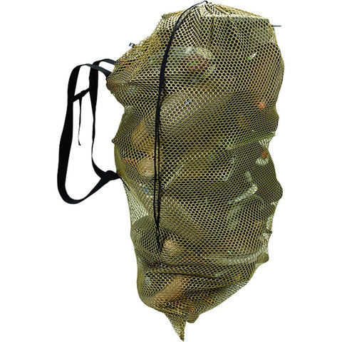 Allen Magnum Mesh Decoy Bag Tan 30 In.x50 In.
