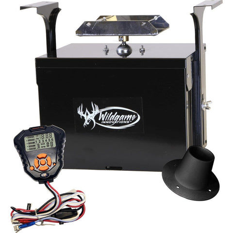 Wildgame Digital Feeder Kit 12 Volt