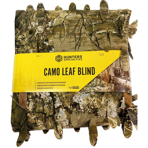 Hunters Specialties Leaf Blind Realtree Edge 56 In.x12 Ft.